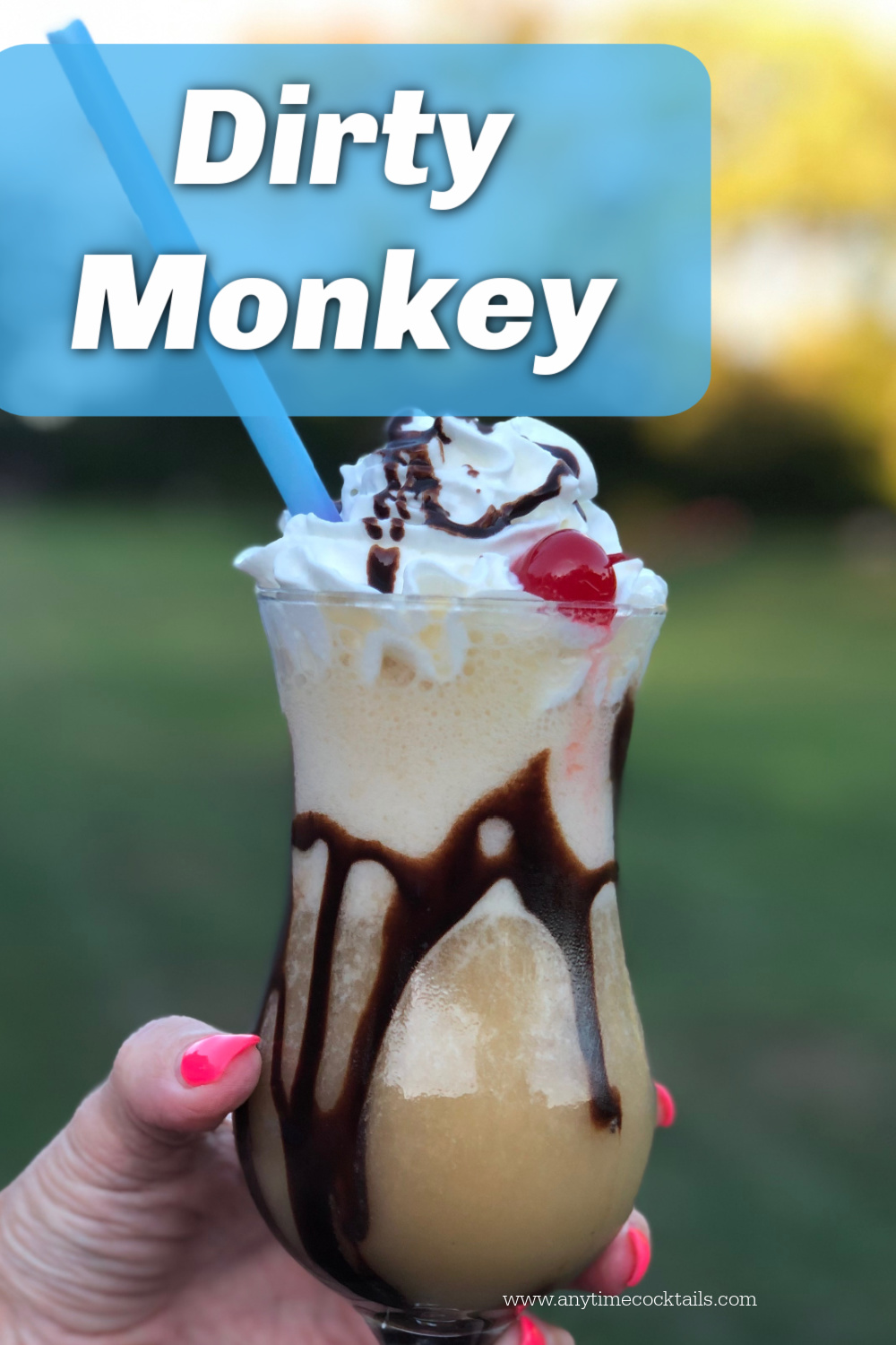 Dirty Monkey Drink