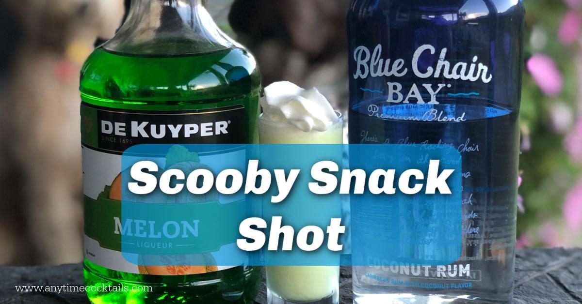 Scooby Snack Shot