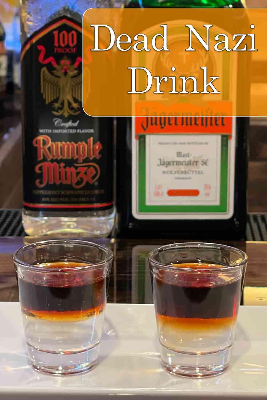 Dead Nazi Drink