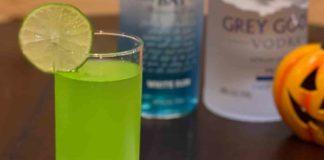 Green Demon Drink
