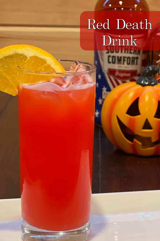 Red Death Drink