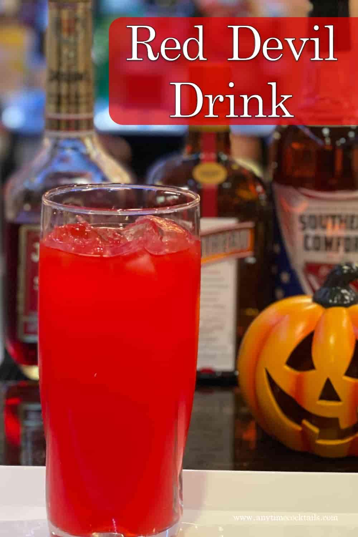 Red Devil Drink