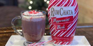 Peppermint Bark Hot Chocolate
