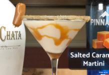 Salted Caramel Martini Recipe
