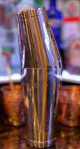 Tin on Tin shaker