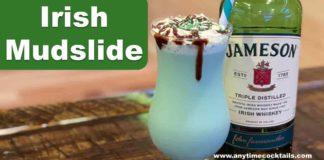 Irish Mudslide with Jameson