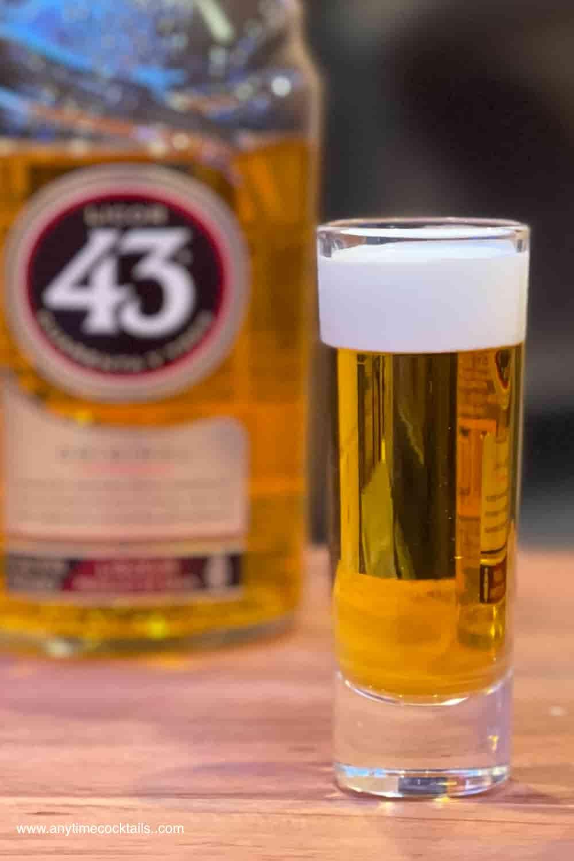 Mini Beer Shot