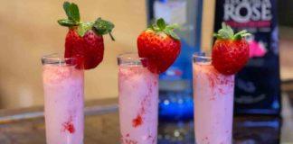 Strawberry Shortcake Shot