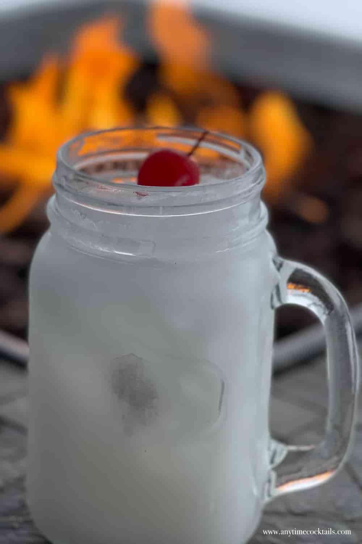 Winter Wonderland Cocktail