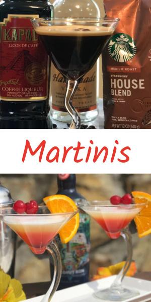Martini Roundup